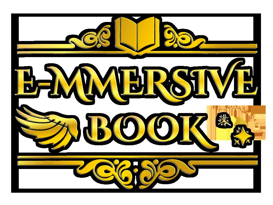 E-mmersive Book logo