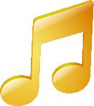 De l'audio