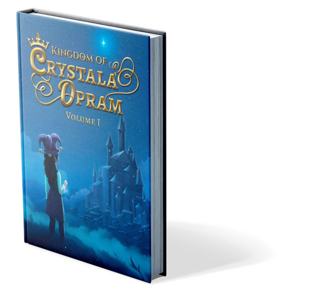 Image du livre Royaume de Crystala'Opram